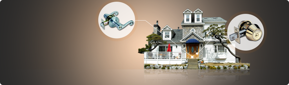 Residential Locksmith <br> <span>Who can protect better your home other than the expert <br>residential locksmith experts of FC Locksmith Ottawa? We replace locks and rekey them! We are experienced with lock repair and are here for all your emergency problems! We'll replace your lost house keys in seconds!</span>